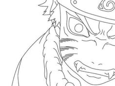 Naruto Coloring Pages Kakashi   Coloring Pages Printable ...