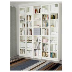IKEA - BILLY / OXBERG Bookcase white