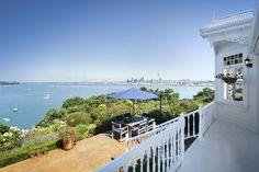 5 Princes St Northcote Point, Waterfront Elegant Kauri Villa | Barfoot & Thompson #barfootthompson #property #views #elegance