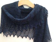 Hap Shawl by Kate Davies. Scarf, Shawl Patterns, Diana, Knitting, Lace, Sweaters, Fashion, Shawl, Moda