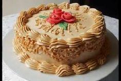O Glacê de Doce de Leite com Chocolate é tão gostoso que parece um sorvete. Ele pode ser usado no recheio e na cobertura do seu bolo, para deixá-lo... Huuu