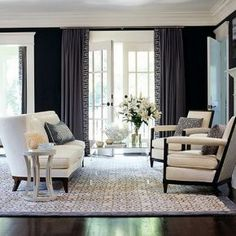 How To Quickly And Easily Create A Living Room Furniture Layout? Decor, Chic Home Decor, Home And Living, Furniture Layout, Luxe Living Room, Dream Decor, Interior Design, Home Decor, House Interior