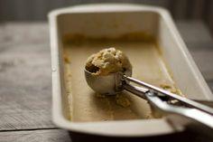 la nostra proposta per il contest di Babbi e Ifood  gelato al pistacchio