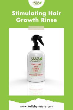 Stimulating Hair Growth Rinse will restore the pH balance to your hair; close the cuticle layer, creating great shine, softness, and manageability. The normalizing effect will remove buildup
