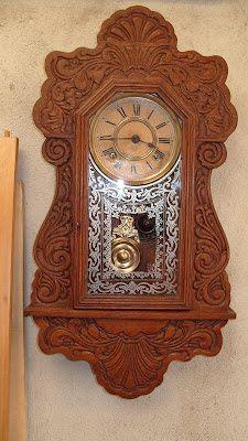 Restaurações Dom Moleiro: Renovação de um antigo relógio