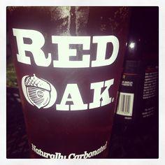 """""""Red Oak. Smooth. Clean. Summer nights. #ncbeer #drinklocal #redoak"""" www.shoplocalraleigh.org/brewgaloo"""
