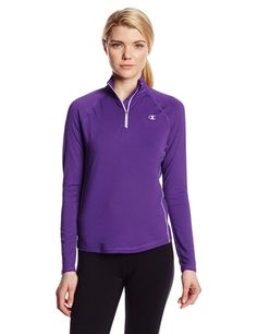 The soft and flattering Absolute Quarter Zip is an essential layering piece that has a s oft, brushed fabric feels that is so fantastic. PowerFlex technology stretches to move with you for a full range of motion.   eBay!