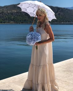 "Bosonis Filippos ⚜🌹 on Instagram: ""An Unexpected bride came today to our shop to choose her bridal bouquet ....#bride #bluehydrangea #kefaloniaisland @bosonis.art"" Blue Hydrangea, Bouquet, Bride, Princess, Shopping, Instagram, Art, Wedding Bride, Bridal"