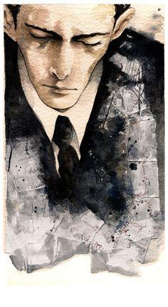 Kafka by Nachan.deviantart.com on @deviantART