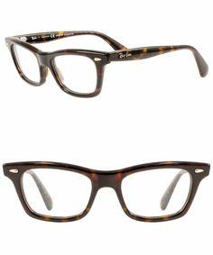6263dd2d80 Fashion Eyewear Clear Glasses 179240  Ray-Ban Rb 5281 2012 Unisex Brown  Tortoise Optical Rx Eyeglasses 51Mm - 247 -  BUY IT NOW ONLY   70.98 on  eBay!