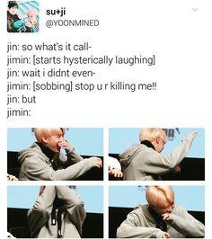 Doesn't wanna hear his hyung