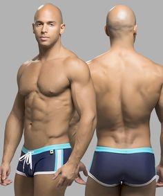 Andrew Christian Active Trunk Sexy Mens Swimwear