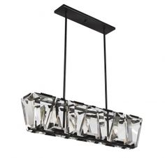 Sardis 7 Light Linear Oil Rubbed Bronze Chandelier - Savoy House - 1-900-7-02 http://www.shopazteclighting.com/brand-savoy-house