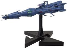 Bandai Hobby Deusura II Star Blazers 2199 Core Ship Model Kit 1100 Scale >>> Click on the image for additional details.