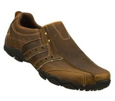 Skechers Men's Shoes - Diameter-Heisman in Brown