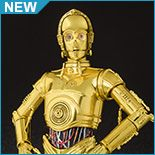 S.H.Figuarts C-3PO(A NEW HOPE)