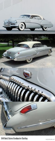 1949 Buick Riviera Roadmaster Hardtop. Come to me now, Dahling.