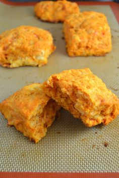 Pizza Biscuits. Perfect with soup!