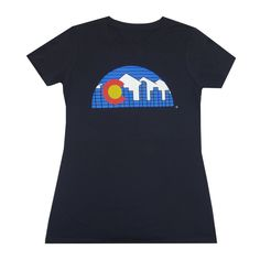 Denver Skyline Women's T-Shirt