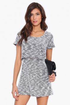 Grover Tweed Dress | Shop for Grover Tweed Dress Online