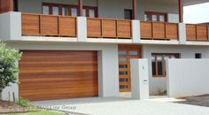 Timber Garage Doors, Wooden Garage Doors - Steel-Line Garage Doors