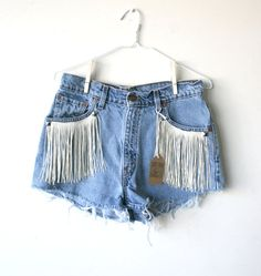 I want to make some shorts with a fringe decal.
