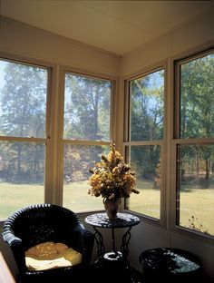Bay Windows in Kansas City. Double pane energy efficiency in Kansas City
