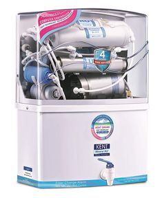 22992b096bb KENT Grand Wall-Mountable RO + UV UF + TDS Water Purifier is one of the  most trusted and largest selling RO water purifier with a transparent  design that ...