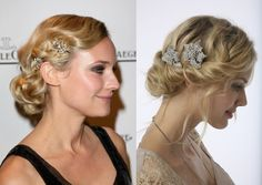 classic 50s updos for long hair - Google Search