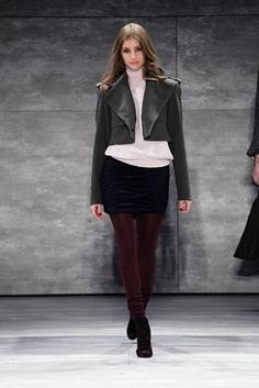 Charlotte Ronson Fall 2015 Ready-to-Wear Fashion Show: Complete Collection - Style.com