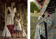 Mary Janes Farm apron patterns