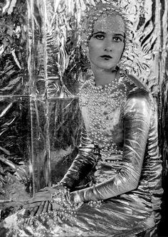 Baba Beaton (C's sister Barbara) by Cecil Beaton late 1920s