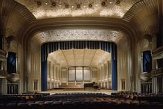 Severance Hall, Cleveland, Ohio Submitted... http://qoo.ly/cyit8