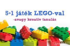 5+1 játék LEGO-val