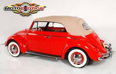 Classic Car News Pics And Videos From Around The World Beetle Convertible, Car Volkswagen, Small Cars, Fiat 500, Vw Beetles, Automotive Design, Cars And Motorcycles, Vintage Cars, Classic Cars
