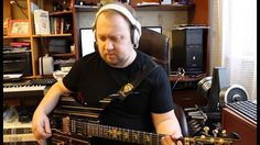 Alexey Markelov - Driving (Schecter Synyster Custom-S BLK GOLD Sustainiac)