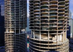 Chicago's famed Marina City seems destined for landmark status | News | Archinect