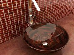 30 Incredible Wooden Sink Design Ideas For Your Home - Engineering Discoveries Home Engineering, Wood Sink, Basin Design, Wooden Bathroom, Diy Pallet Furniture, Wood Creations, Bath Accessories, Custom Wood, Wood Turning