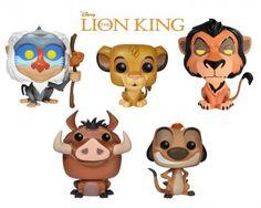ToyzMag.com » Le Roi Lion rejoint les Pop Funko