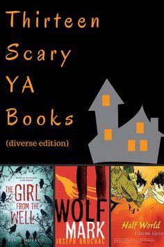 ThirteenScaryYABooks (diverse edition)
