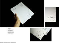 Benja Harney —Shigeru Ban report cover and presentation box