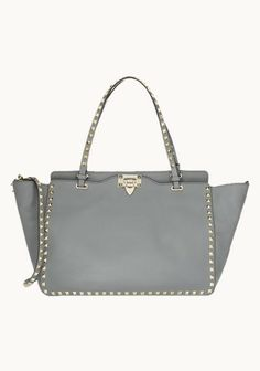 Amy would love this Grey bag.