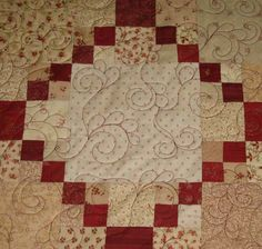 Beaquilter: Long arm Quilting samples and pricing