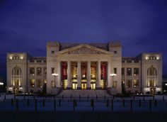 Schermerhorn Symphony Center elevated the classical arts in Nashville