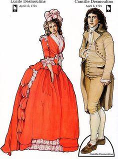 Vestiti durante la rivoluzione