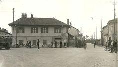 Mortara, 1934. Un grazie per la foto ad Amedeo Pero. #Lomellina #turismo #Pavia #Milano