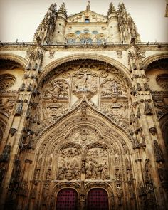 Catedral, Salamanca Ancient History, Barcelona Cathedral, Building, Travel, Voyage, Buildings, Viajes, Traveling, Trips