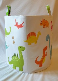 dino world mamazoo basket Toy Storage Baskets, Reusable Tote Bags, Toys, Activity Toys, Clearance Toys, Gaming, Games, Toy, Beanie Boos