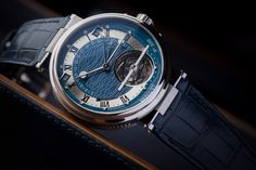 Breguet Introduces The Innovative New Marine Equation Marchante 5887