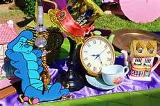 alice in wonderland theme party - Yahoo Image Search Results
